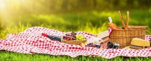 Outdoor Picknickdecke wärmeisoliert und wasserdicht
